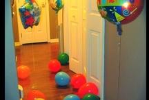 birthday ideas / by Erin Madeline