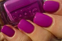 Nails. / by Janna Medina