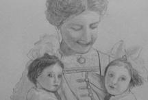 mom's love / by Gina Cancellaro