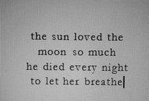Words / by Missy Buchanan