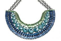 Azul / Blue color items or actions / by Adelitas Jewelry