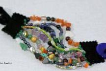 Jewelry  / Necklace earrings bracelet rings ladies watches  / by Adelitas Jewelry