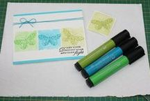 Card videos,Tips,Tuts and Tools / by Peggy Smith