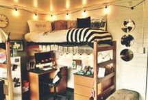 Dorm. / by Lexie Severtson