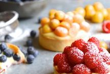 Desserts (inspiration) / Desserts, cookies, muffin and cupcakes inspiration