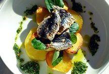 Modern food interpretation (inspiration) / Food art, modern food, gastro art, the art of plating, modern food photography