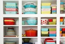 Collects | Pyrex / None / by Amy Sauceda | Amoeba Landing