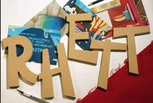 Craft Ideas / by Jessie Bentley Patel