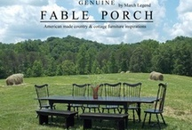 NEW ITEMS / by Fable Porch Furniture