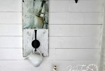 Craft Ideas & DIY / Home decor ideas you can make yourself. / by Tracy Lamb