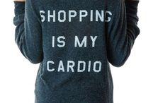 Confessions of a Shopoholic / by Carolyn Robillard