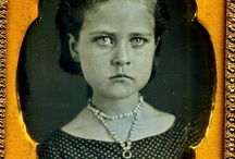 daguerreotype, carte de visite and tintype love / by Janet Bergen Movahhed