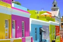 Cape Town, South Africa / by Three Cities Exceptional Hotels