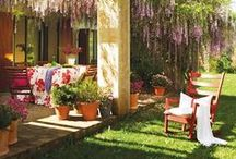 Decorating - Take It Outside / Outdoor entertaining and decorating.