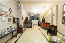 Hotel San Miguel Gijón / Hotel** independiente, familiar y urbano situado en el centro de #Gijon junto a la Playa de San Lorenzo. Admitimos animales, ofrecemos Wifi, Longboard, Skate y bicis #gratuitas / by hotelsanmiguelgijon