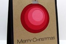 Crea: Christmas cards / by Malene Holmgaard Iversen