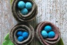 Crea: Easter craft / by Malene Holmgaard Iversen