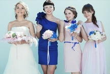 Bridesmaid Dresses / See photos of bridesmaid dresses and get ideas for your wedding! / by Santorini Weddings