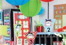 Classroom Themes and Decor / by Abbey Bonham