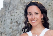 Wedding Jewelry / Beautiful photos & ideas for jewelry & accessories. / by Santorini Weddings
