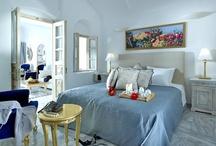 Honeymoon Hotels / by Santorini Weddings