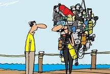 Our Scuba Diving Cartoons
