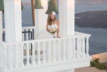 Relegious Weddings in Santorini / Greek Orthodox, Catholic, Jewish... wedding on the most beautiful Greek island, Santorini / by Santorini Weddings