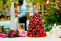Strawberry & Chocolate Wedding / Looking for a fresh and passionately delicious theme for your wedding? Let strawberries and chocolate be central in your wedding reception. More ideas and inspiration below! / by Santorini Weddings