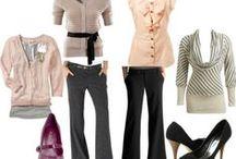 Work Wear / by Lisa (Lizalu) Talley