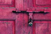 Knock knock! / by EJ DeYoung