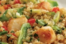 Amaranth, Quinoa & Teff / by Sheila Loudin
