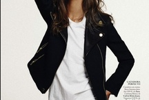 Leather Jackets / by Sheila Loudin