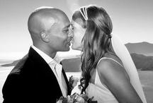 Santorini Weddings in B&W / by Santorini Weddings