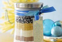 Regali fatti in casa / Raccolta di dee per preparare in casa regali davvero originali!