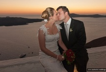 Santorini Sunset Wedding / by Santorini Weddings