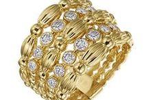Luxe diamonds / For the discerning Jewelista.