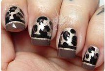 Lots of nails / by Lisa (Lizalu) Talley