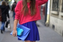 Color me pretty. / by Lisa Savaia