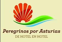 Peregrinos por Asturias de Hotel en Hotel / Somos una selección de #Hoteles con un importante compromiso con los #Peregrinos a su paso por #Asturias. Para más info www.ehotelesasturias.com/peregrinos / by hotelsanmiguelgijon