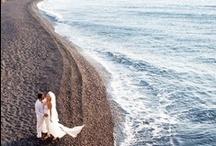 Santorini Beach Wedding / by Santorini Weddings