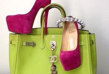 Shoes and Handbags! / by Raven Bro