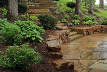 Hardscapes and Rocks