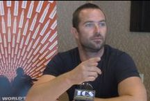Sullivan Stapleton Interview for Strike Back Season 3 / Check out our interview with Sullivan Stapleton for the third season of the Cinemax Original Series Strike Back and of course all of his sexy pics! / by TheCinemaSource
