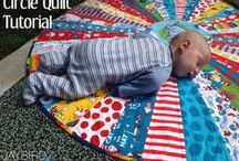 Killer Quilts: Baby and Kiddo / by Jessie Bentley Patel