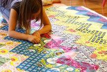 Killer Quilts: Chevron / by Jessie Bentley Patel