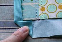 Killer Quilts: Binding / by Jessie Bentley Patel