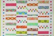 Killer Quilts: Jelly Rolls / by Jessie Bentley Patel