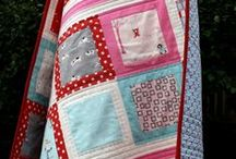 Killer Quilts: Charm Packs / by Jessie Bentley Patel
