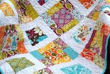 Killer Quilts: Simple Basic / by Jessie Bentley Patel