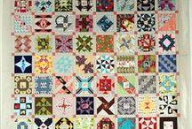 Killer Quilts: Sampler / by Jessie Bentley Patel